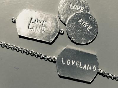 LOVE LAND X HONY