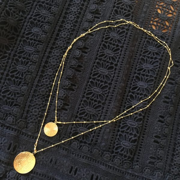 collier double